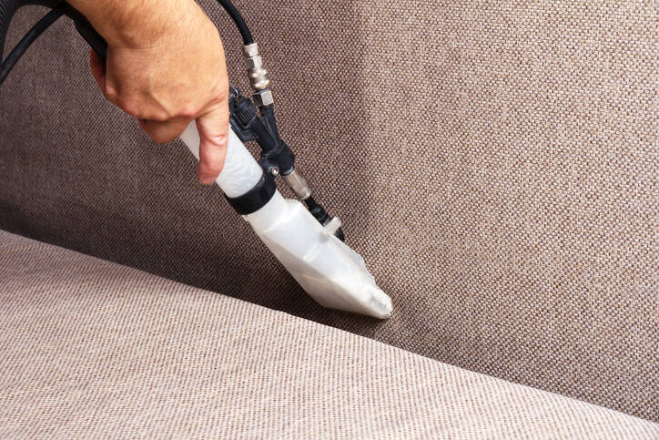 Sofa Cleaning by I Clean Carpet And So Much More LLC
